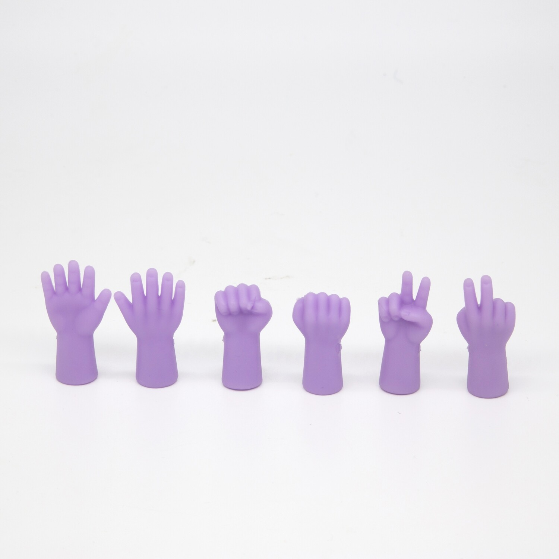 стоперы для спиц Руки