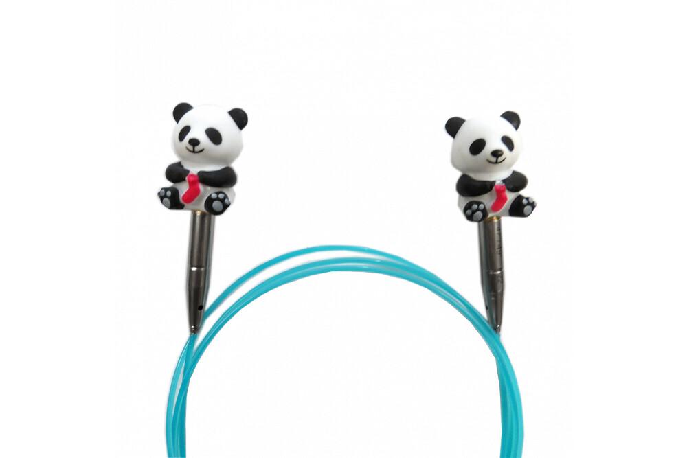 Стоперы панды для лесок small/large