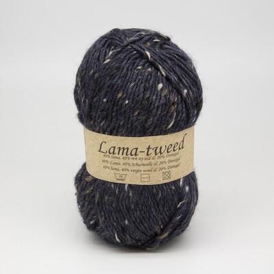 lama tweed синее море  6950