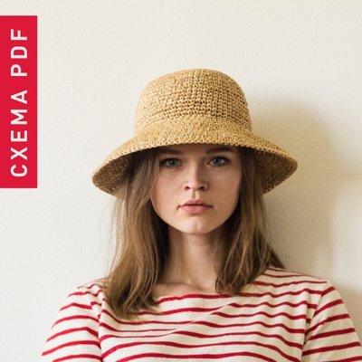 шляпа Панама PDF