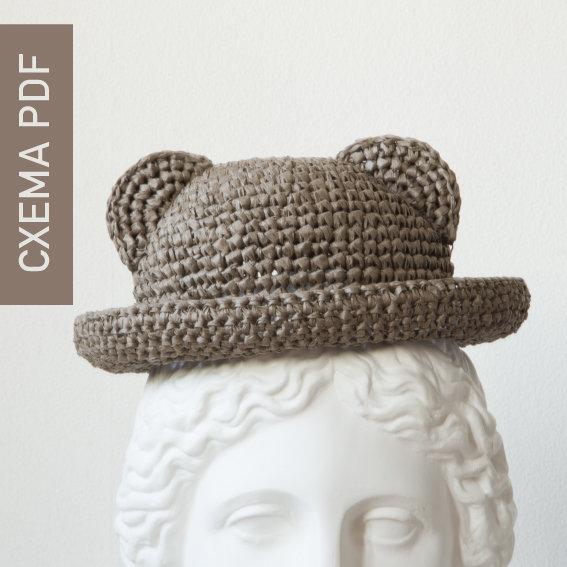 шляпа Мишка PDF