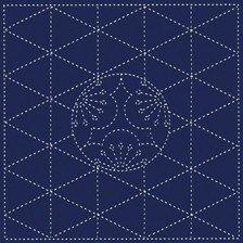 YUME FUKIN синий 206