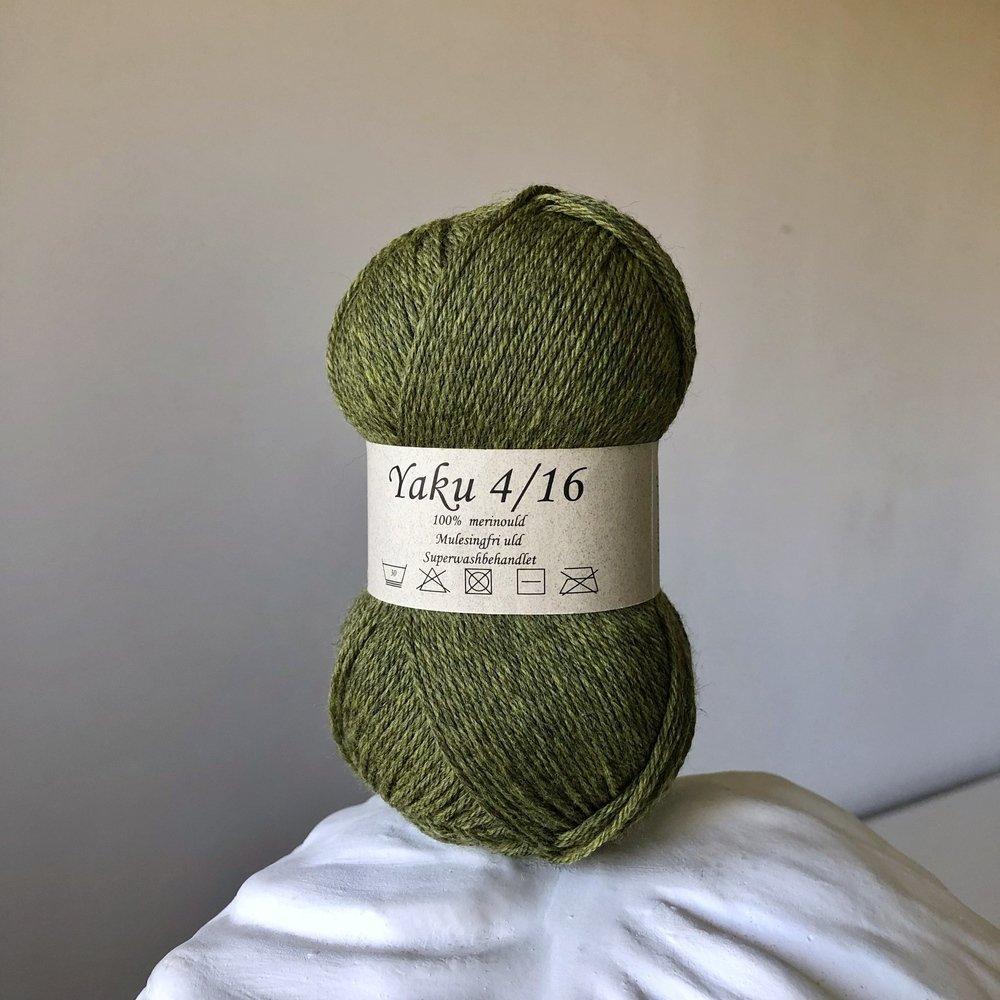 yaku зеленый 1743
