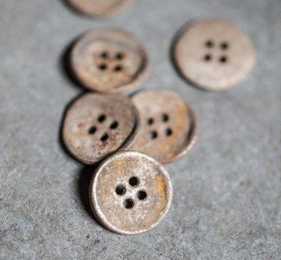 винтажные металлические пуговицы 15 мм