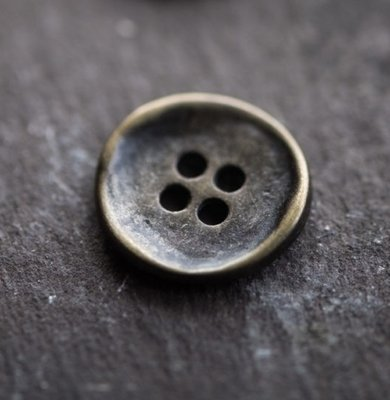 латуневые пуговицы 15 мм