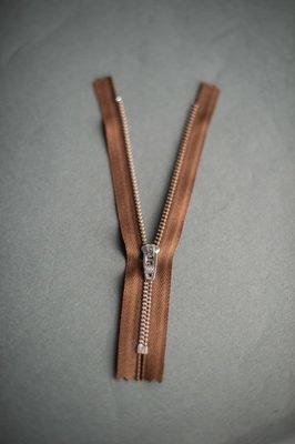 молния tan (коричневый светлый)