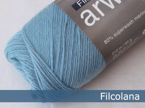 arwetta голубая аляска 141