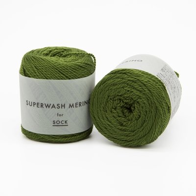 superwash merino зеленый 03