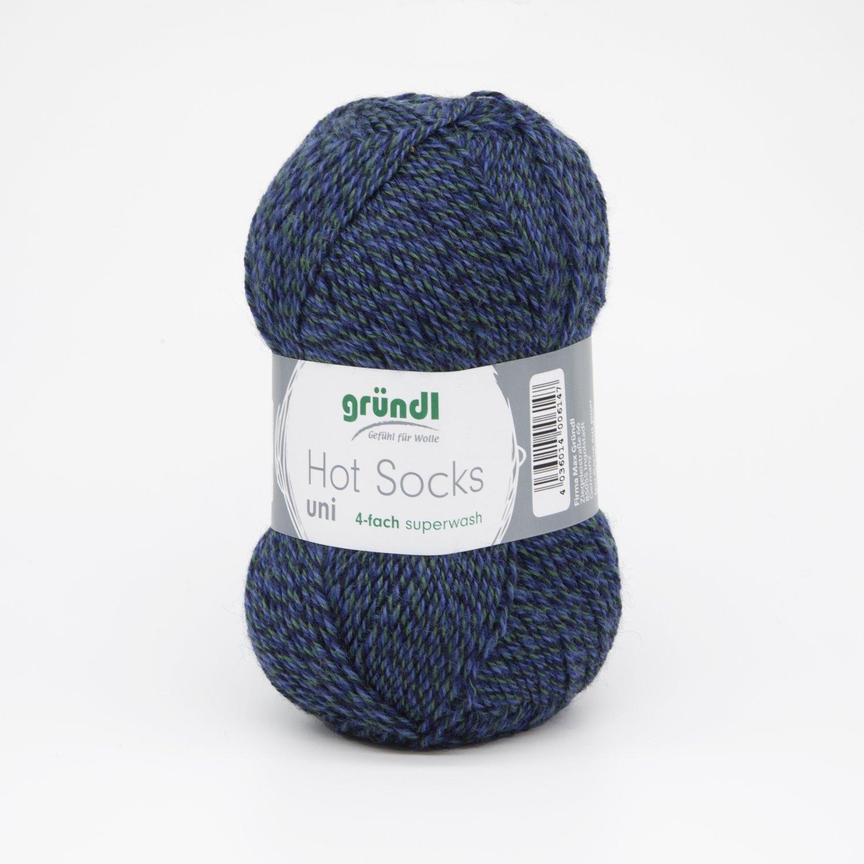 uni 50 сине-зеленый меланж (23)