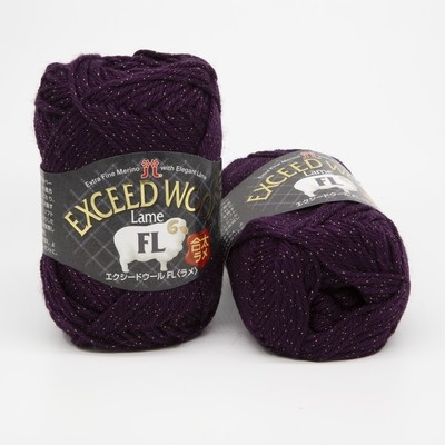 exceed wool баклажан 505