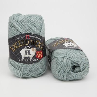 exceed wool мята 513