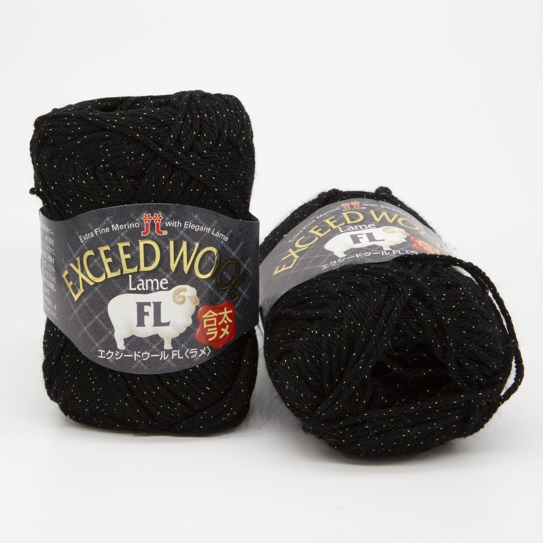 exceed wool черный 508