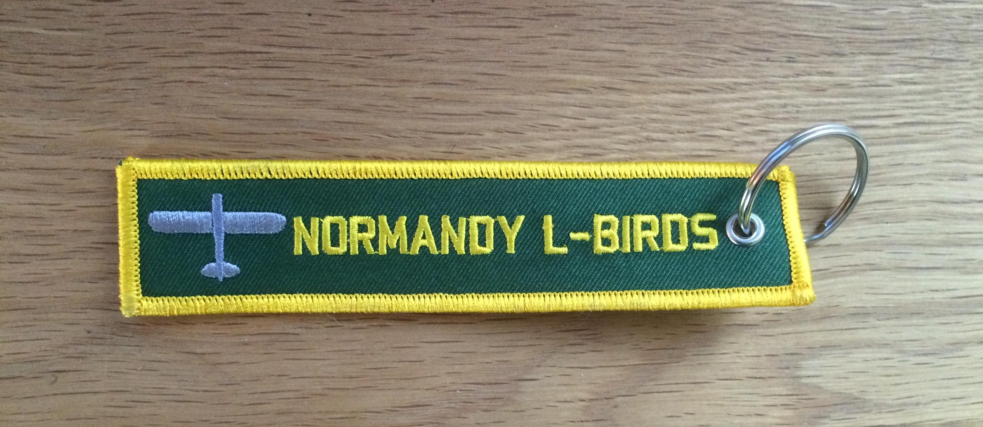 Porte-clef / keyring L-Birds D-Day
