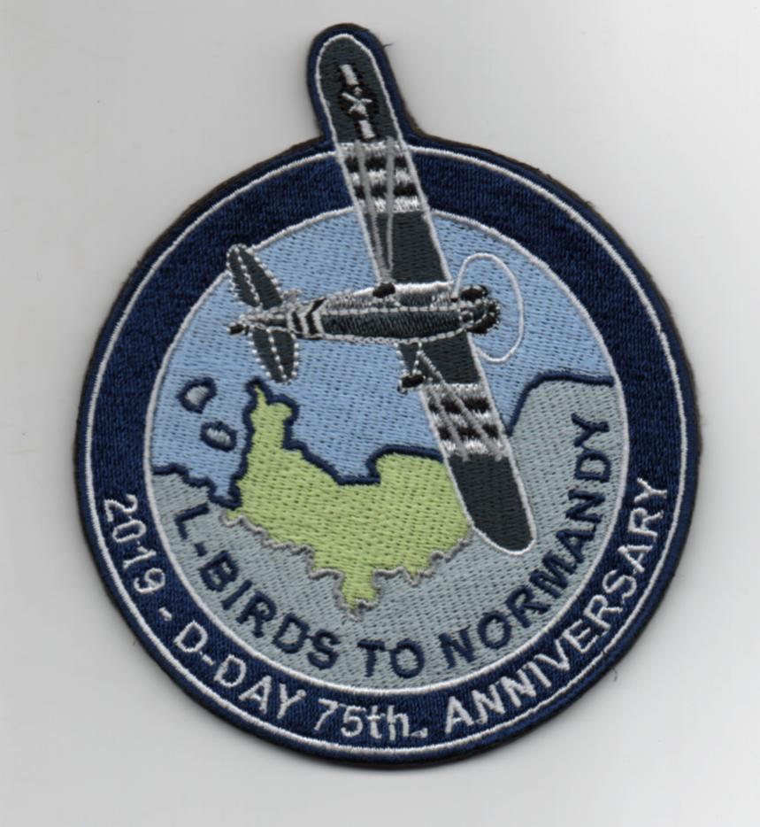 Patch L-Birds back to Normandy 001_2019