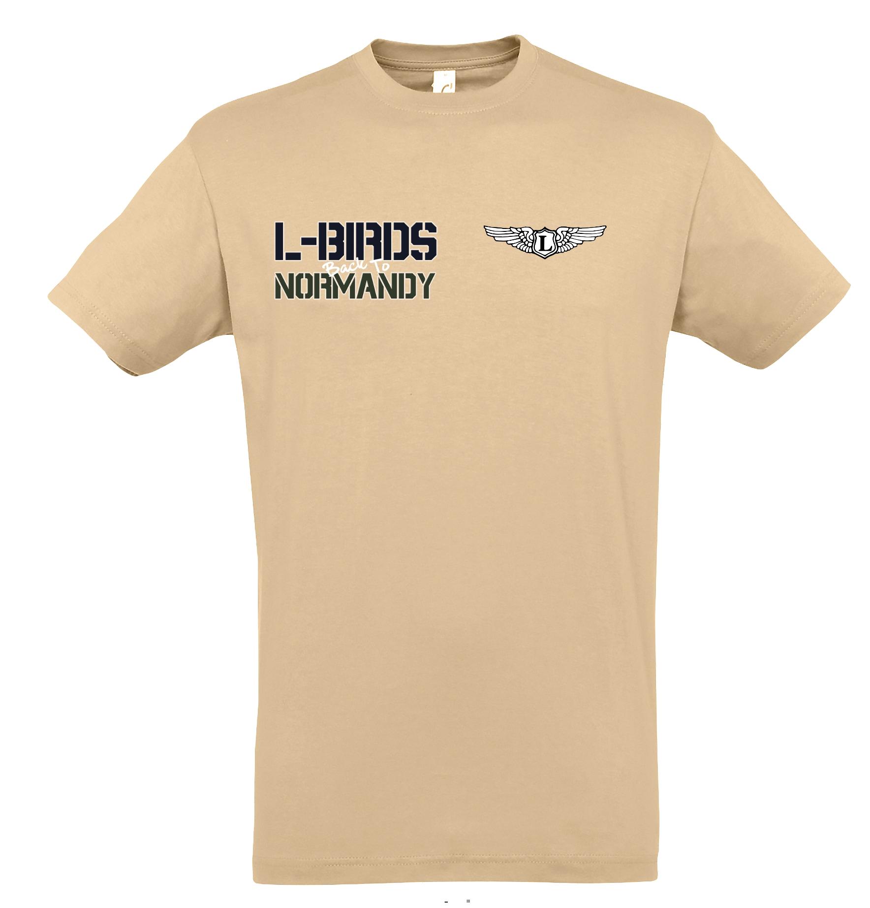 T-Shirt L-Birds TSSAM