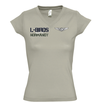 T-Shirt L-Birds Ladies