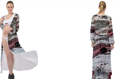 Chiffon - Belted Wrap