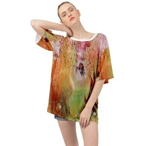Chiffon Top - Oversized