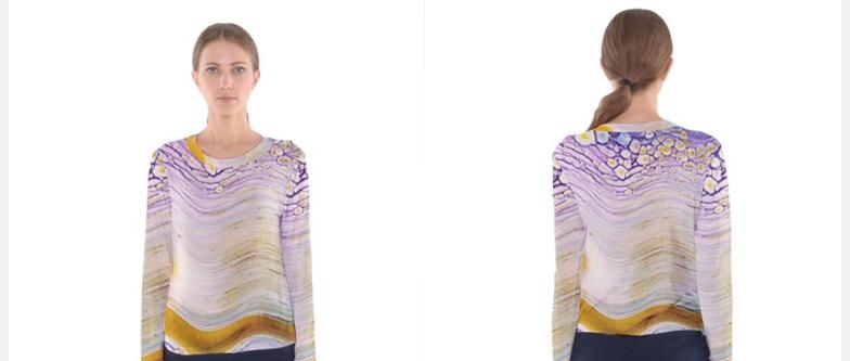 Women's Long Sleeve T-Shiirt