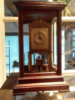 Gustof Becker Clock