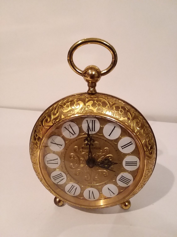 Mini Clock by Becherer.
