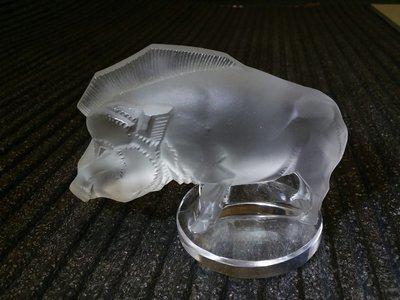 Lalique mascot