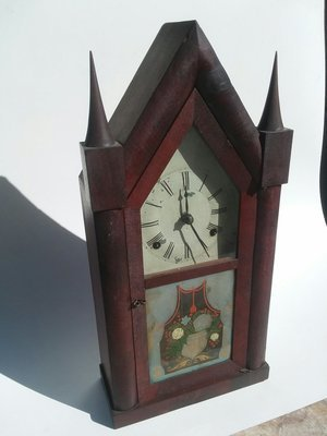 Steple Clock