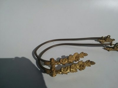 Victorian Curtain tiebacks