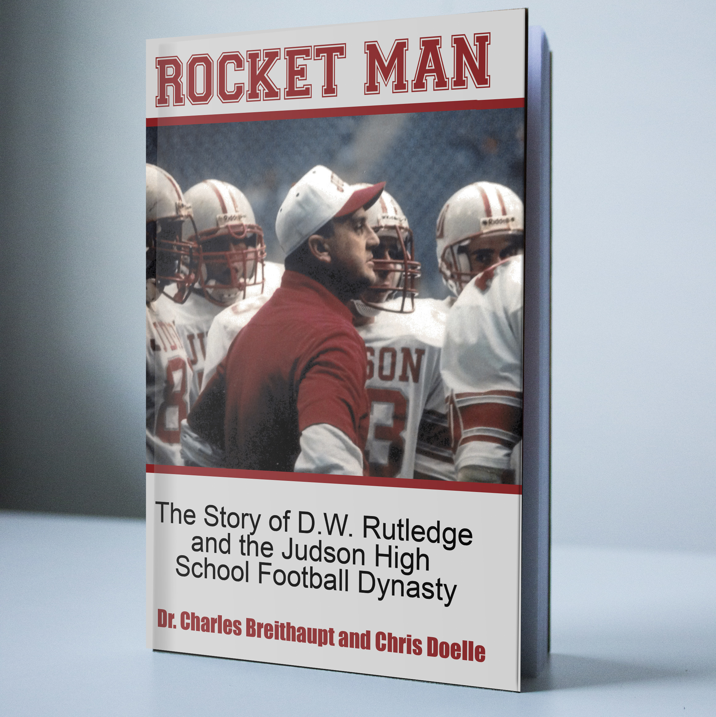 Rocket Man book 726372