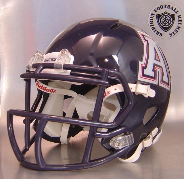 Allen Eagles High School 2012-2014 (TX) (mini-helmet)