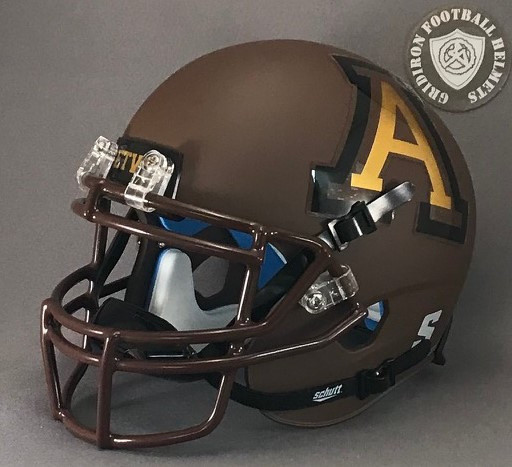 Austin Panthers HS (TX) 2017-18 Matte Brown