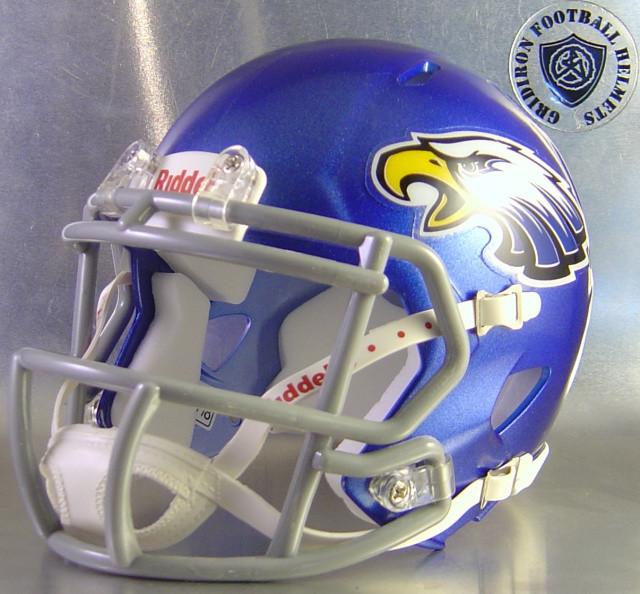 Castle Hills First Baptist Eagles HS 2013-2015 (TX) (mini-helmet)