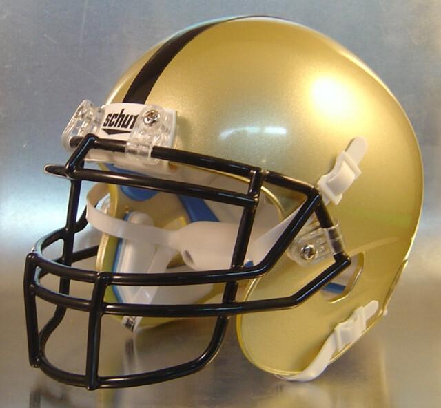 Clyde Bulldogs HS 2008-2009 (TX) (mini-helmet)