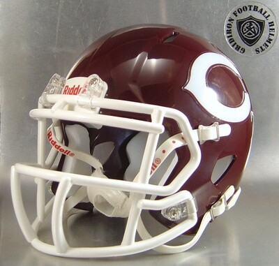 Cooper Bulldogs HS (TX) 2006-2007 (mini-helmet)