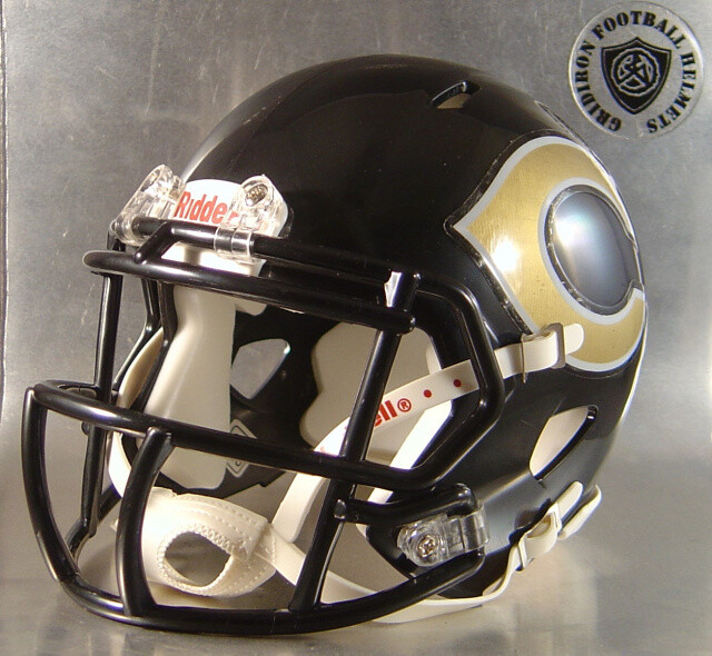 Crawford Pirates HS TX 2006-2016 (mini-helmet)