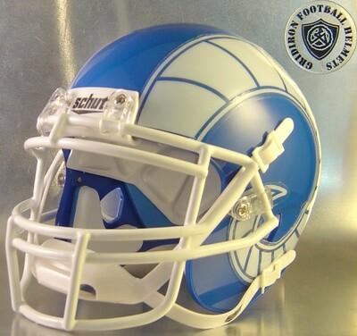 Del Rio Rams HS 2008-2015(TX) (mini-helmet)