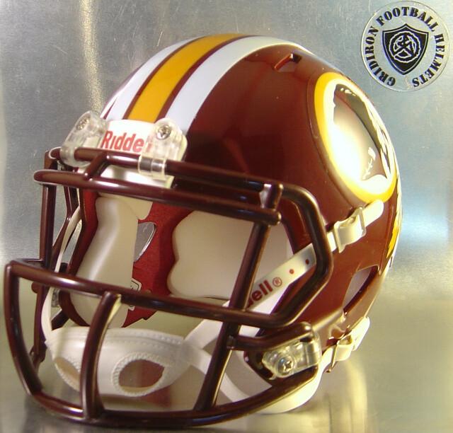 Donna Redskins HS 2006-2012 (TX) (mini-helmet)