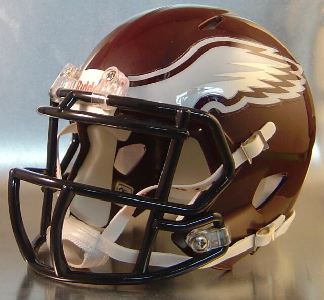Garland Rowlett Eagles HS 2013-2014 (TX) (mini-helmet)
