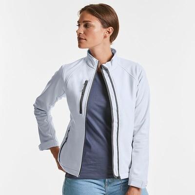 J140F Russell Women's softshell jacket