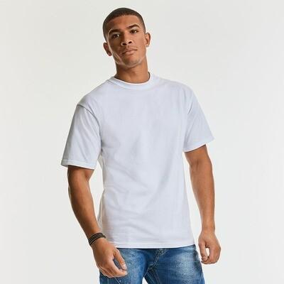 J215M Russell Classic heavyweight ringspun t-shirt