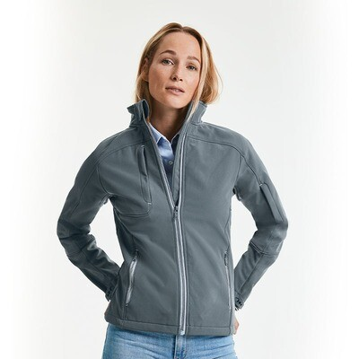 J410F Russell Women's Bionic softshell jacket