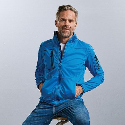 J520M Russell Sports shell 5000 jacket