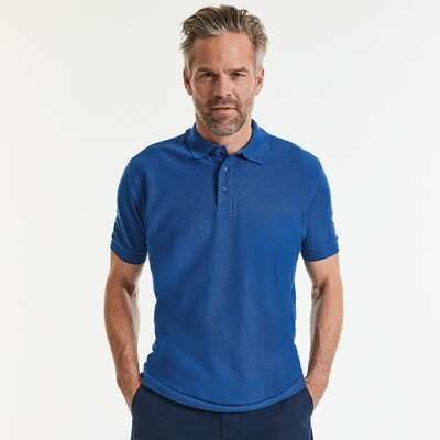 J577M Russell Ultimate classic cotton polo