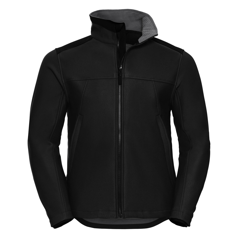 J018M Russell Workwear softshell jacket