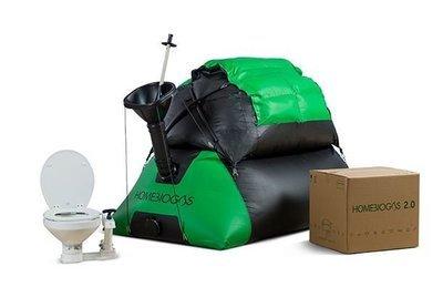 Biodigestor HomeBiogas 2.0 + Bio WC