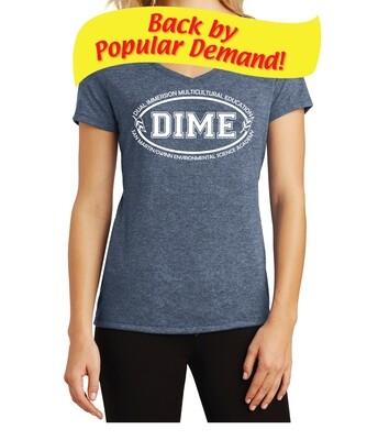 Ladies V-Neck Shirt