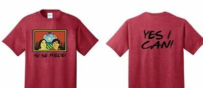 Cesar Chavez & Dolores Huerta Celebration Shirts