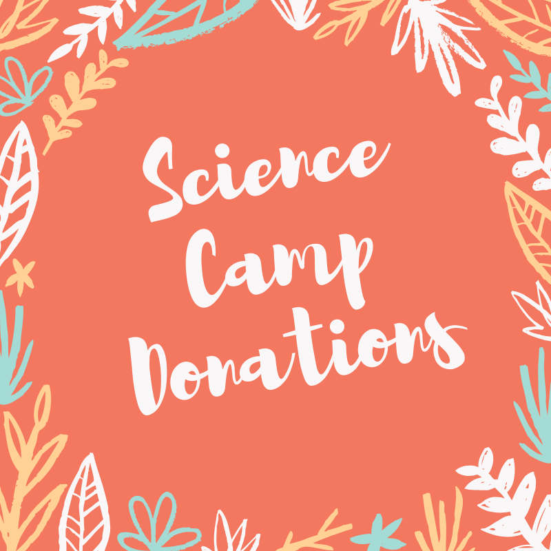 5th Grade Science Camp Fundraising Donations