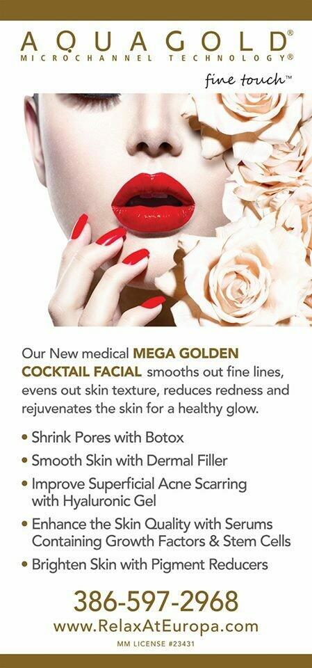 "Aquagold ""Juvederm/Botox"" Facial"