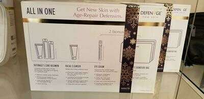 Defenage Skincare 5 Piece Holiday Set